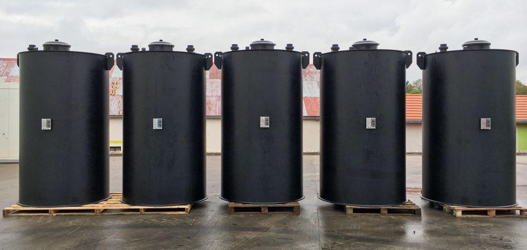 zbiorniki na wodę