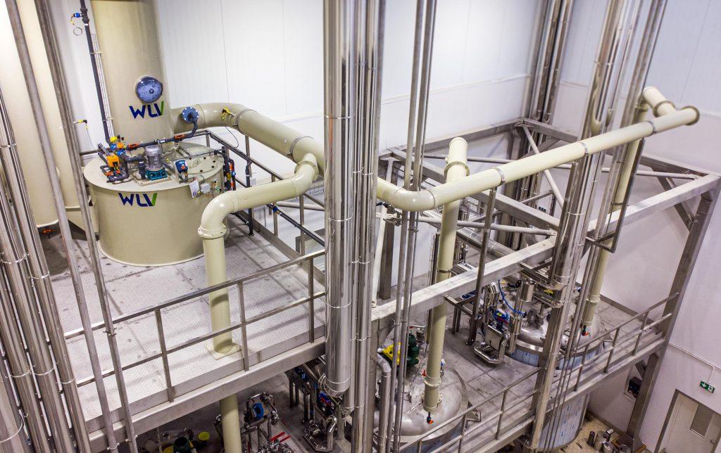 WLV reaktor